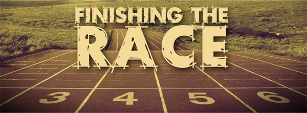 Image result for finish the race